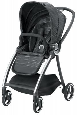 Прогулочная коляска GB Maris Plus (lux black) коляска gb коляска прогулочная pockit dragonfire red
