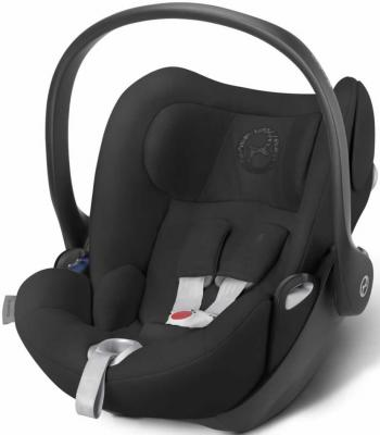 Автокресло Cybex Cloud Q (happy black)