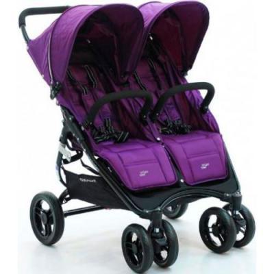 Коляска для двойни Valco baby Snap Duo (deep purple)