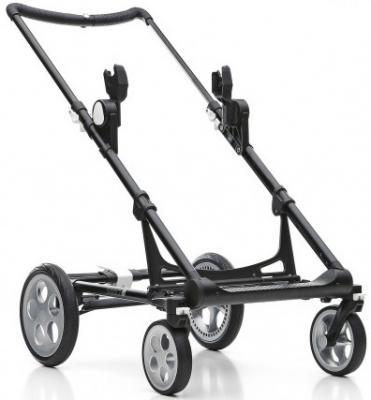 Адаптер для автокресла Seed Papilio Maxi-Cosi Car Seat Adapter (light grey/dark grey)