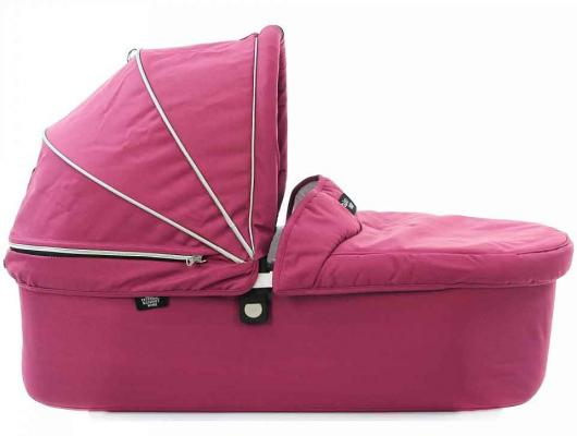 Люлька Valco Baby External Bassinet для коляски Snap  Snap4 Tailormade (wine)