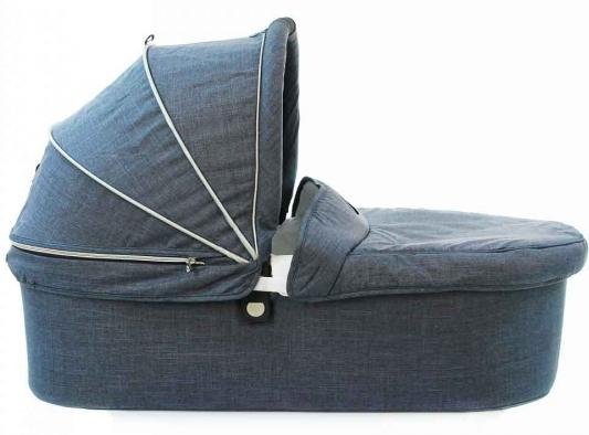 Люлька Valco Baby External Bassinet для коляски Snap  Snap4 Tailormade (denim)