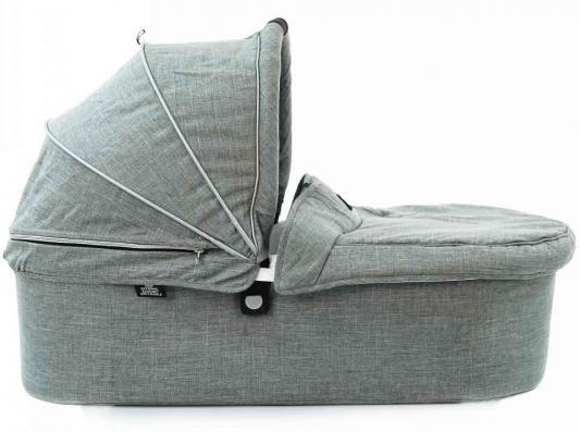Люлька Valco Baby External Bassinet для коляски Snap  Snap4 Tailormade (grey marle)