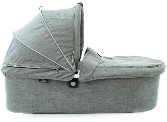 Люлька Valco Baby External Bassinet для коляски Snap Duo Tailormade (grey marle)