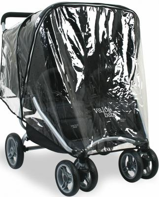 Дождевик Valco Baby Raincover для коляски Snap Duo