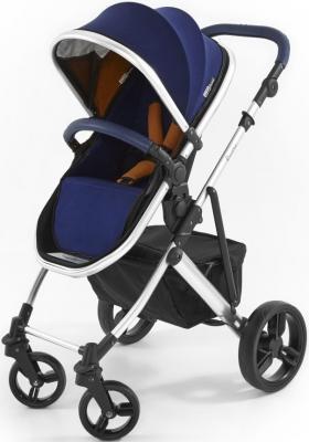 Коляска 2-в-1 Tutti Bambini Riviera (шасси silver цвет midnight blue) bescon tutti lll