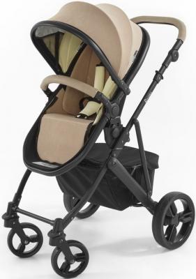 Коляска 2-в-1 Tutti Bambini Riviera (шасси black цвет taupe/pistachio) коляска 2 в 1 esspero grand i nova шасси black nappa navy