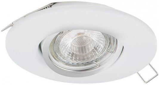 Встраиваемый светодиодный светильник Eglo Tedo 1 95354 eglo встраиваемый светодиодный светильник eglo tedo 1 95359