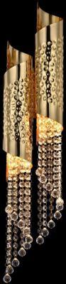 Настенный светильник Crystal Lux Credo AP2 Gold