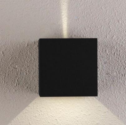 Настенный светодиодный светильник Crystal Lux CLT 520W BL настенный светильник crystal lux clt 520w gr