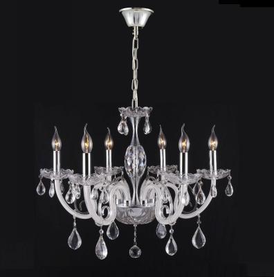 Подвесная люстра Crystal Lux Glamour SP-PL6 люстра crystal lux fontain sp8