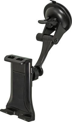 Автомобильный держатель Wiiix KDS-WIIIX-01T для планшетов черный автомобильный держатель wiiix kds 2 для планшетов крепление на стекло черный page 3
