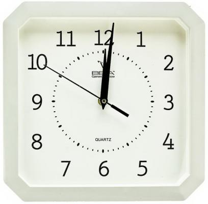 Часы Вега П4-5/7-19 белый