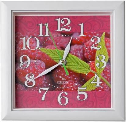 Часы настенные Вега Малина П3-7-132 разноцветный рисунок часы настенные вега п 4 14 7 86 новогодние подарки