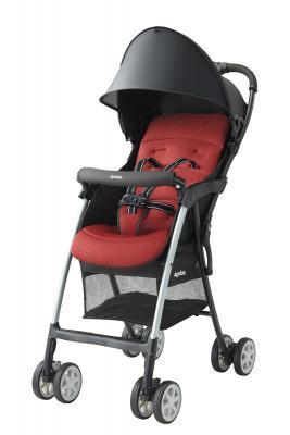 Прогулочная коляска Aprica Magical Air Plus 2016 (бордо)