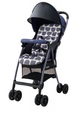 Прогулочная коляска Aprica Magical Air Plus 2016 (синий) коляска трость aprica stick plus бежевый
