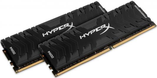 Оперативная память 32Gb (2x16Gb) PC4-24000 3000MHz DDR4 DIMM CL15 Kingston HX430C15PB3K2/32 оперативная память 128gb 8x16gb pc4 24000 3000mhz ddr4 dimm corsair cmr128gx4m8c3000c16w