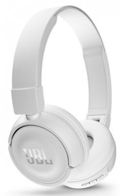 Наушники JBL T450BT беспроводные белые цена и фото