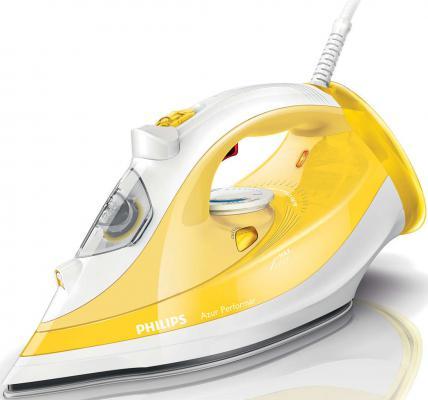 Утюг Philips GC3801/60 2400Вт жёлтый