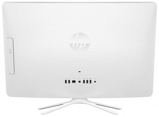 "Моноблок 21.5"" HP 22-b080ur 1920 x 1080 AMD A6-7310 4Gb 500Gb Radeon R4 Windows 10 Home белый Y0Z49EA"