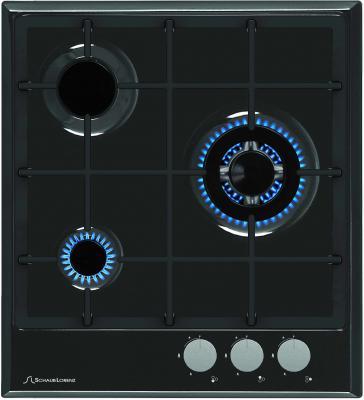 Варочная панель газовая Schaub Lorenz SLK GY4520 черный