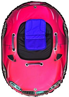 Тюбинг RT RT SNOW AUTO X6 до 120 кг розовый ПВХ