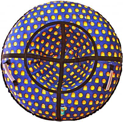 Тюбинг RT Симпсоны, диаметр 87 см до 120 кг синий ПВХ