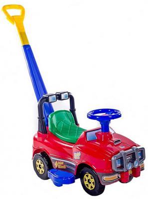 Каталка-машинка Molto Автомобиль Джип разноцветный от 1 года пластик