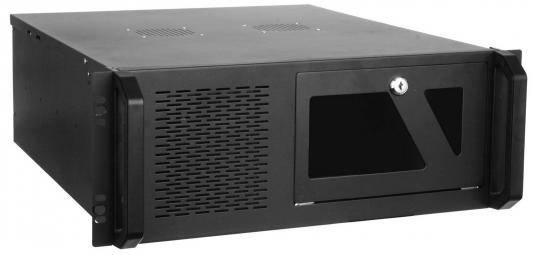 Серверный корпус 4U Exegate 4U4130 Без БП чёрный EX254719RUS