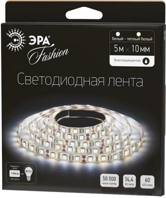 Лента светодиодная линейная Эра LS5050-60LED-IP65-WW LED 12W 4500K