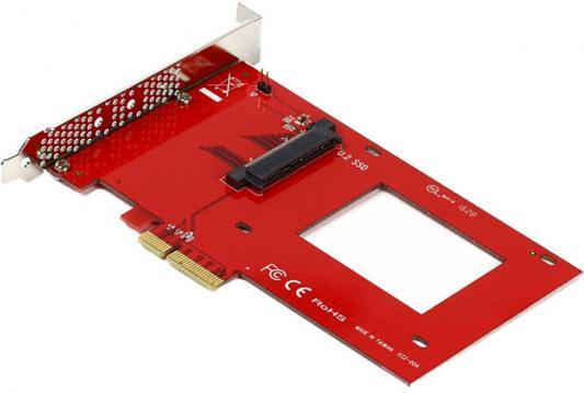 """Переходник-конвертер Smartbuy PE-132 для NVMe 2.5"""" U.2 SSD в PCIe 3.0 x4"""