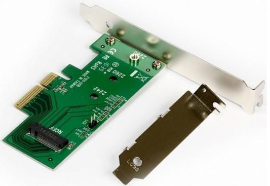 Переходник-конвертер Smartbuy DT-120 для PCIe 3.0 x4 в PCIe M.2 NGFF