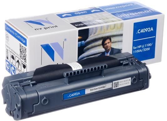 Картридж NV-Print C4092A для HP LJ1110/1100A/3200/Canon 800/810/1120 2500стр картридж nv print cf213a canon 731 magenta для hp lj pro m251 276 canon lbp7100cn 7110cw