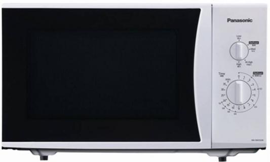 СВЧ Panasonic NN-SM332WZTE 700 Вт белый panasonic nn gt261wzpe
