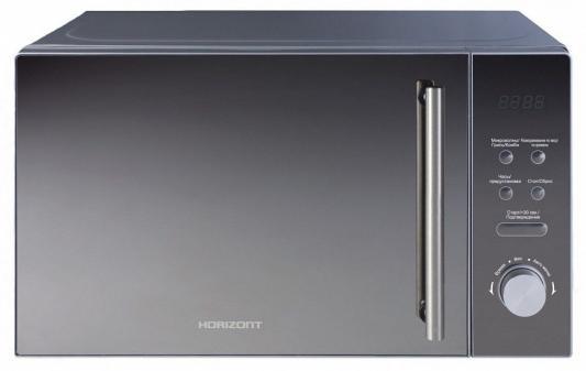 СВЧ Horizont 20MW700-1479BKB 1050 Вт чёрный серый