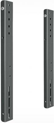 """Кронштейн Holder PFS-4010M черный для ЖК ТВ 50-60"""" настенный фиксированный до 60 кг"""