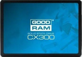 "SSD Твердотельный накопитель 2.5"" 120Gb Goodram CX300 Read 555Mb/s Write 540Mb/s SATAIII SSDPR-CX300-120"