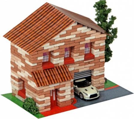 Конструктор Архитектурное моделирование Двухэтажный домик 415 элементов