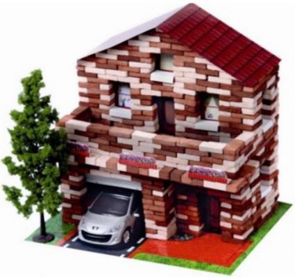 Конструктор Архитектурное моделирование Дом с мансардой 205 элементов