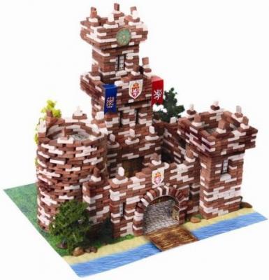 Конструктор Архитектурное моделирование Замок 1860 элементов