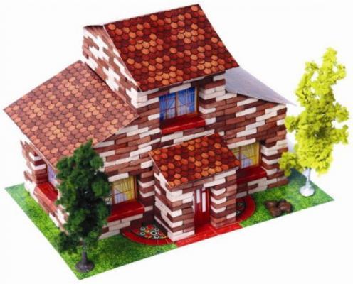Конструктор Архитектурное моделирование Коттедж 690 элементов
