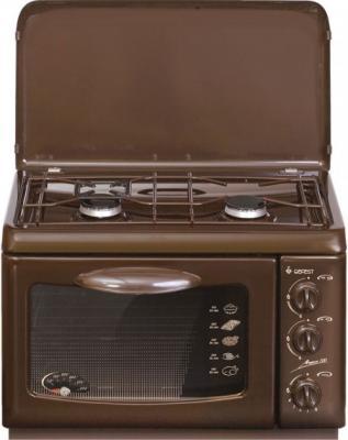 Газовая плитка Gefest 100 К19 коричневый gefest 100