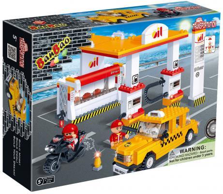 """Конструктор BanBao Transportation: """"Автозаправочная станция"""" 282 элемента"""
