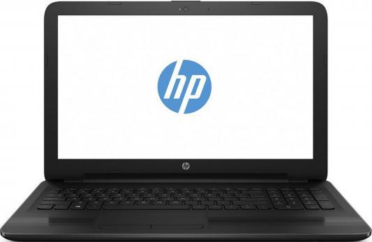 """Ноутбук HP 15-ay013ur 15.6"""" 1366x768 Intel Celeron-N3060 W6Y53EA"""