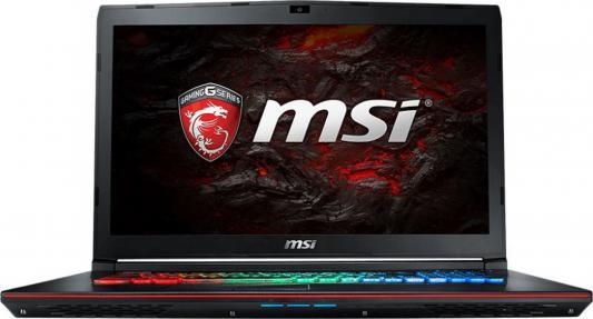 """Ноутбук MSI GE72VR 6RF-245RU Apache Pro 17.3"""" 1920x1080 Intel Core i7-6700HQ 9S7-179B11-245"""