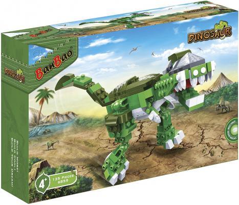 Конструктор BanBao Динозавр 135 элементов 6859