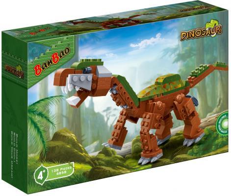 Конструктор BanBao Динозавр 138 элементов 6858