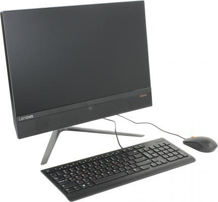 "Моноблок 21.5"" Lenovo IdeaCentre AIO510-22ISH 1920 x 1080 Intel Pentium-G4400T 4Gb 1Tb Radeon R5 M435 2048 Мб Windows 10 черный F0CB00FLRK"