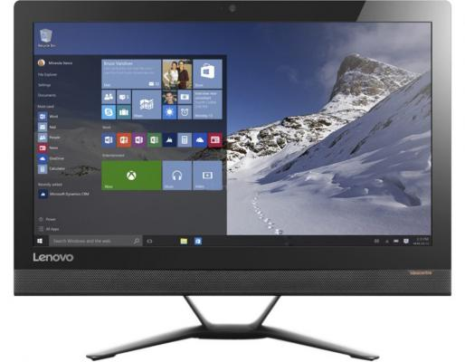 "Моноблок 23"" Lenovo AIO510-23ISH 1920 x 1080 Intel Core i3-6100T 8Gb 1Tb nVidia GeForce GT 940МХ 2048 Мб DOS черный F0CD007DRK"