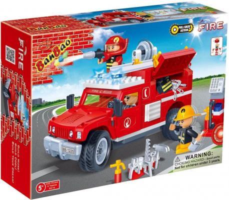 Конструктор BanBao Пожарная машина 242 элемента 8316
